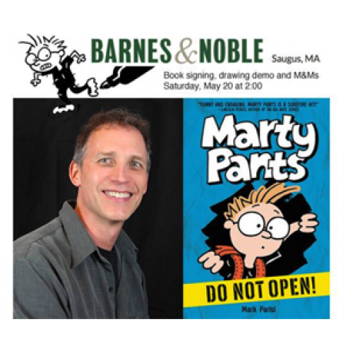 Book Signing - Meet Mark Parisi